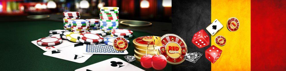 Online casino bonus Belgie